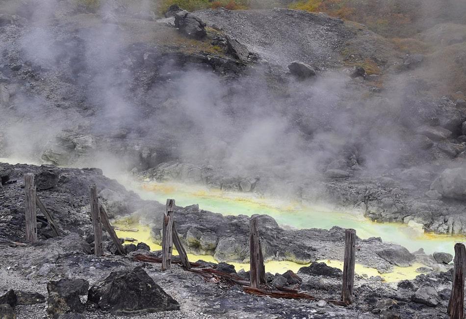 秋田県の玉川温泉